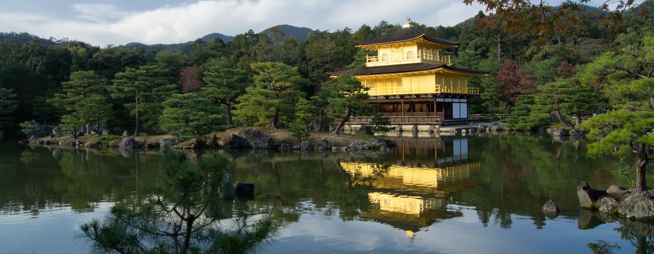 Gouden-tempel-Japan