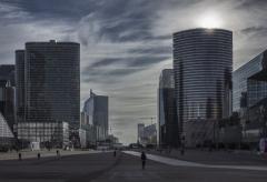 Parijs zakencentrum